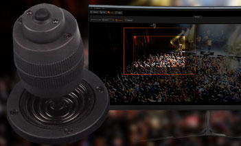External Joystick – additional possibilities of controlling your virtual camera